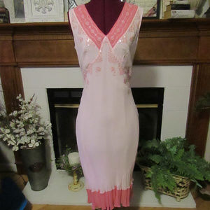 Gorgeous Pink Beads Size M